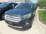2019 Baltic Sea Green Ford Escape Titanium #133557505