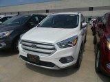 2019 White Platinum Ford Escape Titanium #133557495