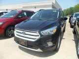 2019 Agate Black Ford Escape SEL #133557491