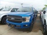2019 Velocity Blue Ford F150 XLT SuperCrew 4x4 #133557476
