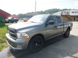 2012 Mineral Gray Metallic Dodge Ram 1500 ST Quad Cab 4x4 #133557414