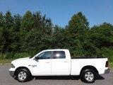 2019 Bright White Ram 1500 Classic SLT Crew Cab 4x4 #133557245