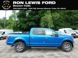 2019 Velocity Blue Ford F150 XLT SuperCrew 4x4 #133557339