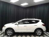 2010 Glacier White Pearl Nissan Murano SL #133557244