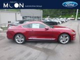 2019 Ruby Red Ford Mustang EcoBoost Premium Fastback #133576405
