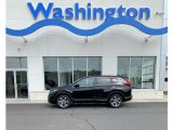 2019 Crystal Black Pearl Honda CR-V EX AWD #133576314