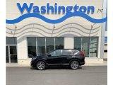 2019 Crystal Black Pearl Honda CR-V EX AWD #133576310