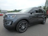 2016 Magnetic Metallic Ford Explorer Sport 4WD #133576527