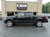 2014 Tuxedo Black Ford F150 Limited SuperCrew 4x4 #133576503