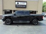 2012 Black Dodge Ram 1500 ST Crew Cab 4x4 #133576502