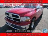 2012 Flame Red Dodge Ram 1500 ST Quad Cab #133599919