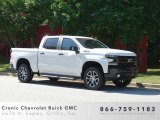 2019 Summit White Chevrolet Silverado 1500 LT Z71 Trail Boss Crew Cab 4WD #133599877
