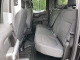 2019 Chevrolet Silverado 1500 WT Double Cab Rear Seat