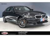 2019 Black Sapphire Metallic BMW 3 Series 330i Sedan #133621545