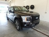 2019 Magma Red Ford F150 XL SuperCrew 4x4 #133621490