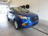2019 Lightning Blue Ford Escape S #133621481