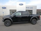 2019 Agate Black Ford F150 SVT Raptor SuperCrew 4x4 #133621683