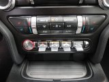 2019 Ford Mustang GT Fastback Controls