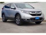 2019 Lunar Silver Metallic Honda CR-V EX #133647060