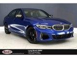 2020 Portimao Blue Metallic BMW 3 Series M340i Sedan #133647088