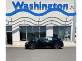 2019 Crystal Black Pearl Honda Civic Sport Hatchback #133658528