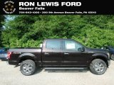 2019 Magma Red Ford F150 XLT SuperCrew 4x4 #133675008