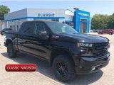 2019 Black Chevrolet Silverado 1500 LT Z71 Trail Boss Crew Cab 4WD #133675131