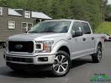 2019 Ingot Silver Ford F150 STX SuperCrew 4x4 #133674928