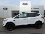 2019 Oxford White Ford Escape SE 4WD #133694119