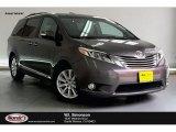 2016 Predawn Gray Mica Toyota Sienna XLE Premium #133693964