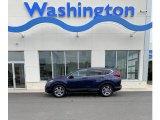 2019 Obsidian Blue Pearl Honda CR-V EX AWD #133693924