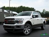 2019 White Platinum Ford F150 King Ranch SuperCrew 4x4 #133693850