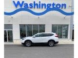 2019 Platinum White Pearl Honda CR-V EX AWD #133693922