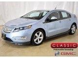 2013 Silver Topaz Metallic Chevrolet Volt  #133715405