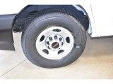 GMC Savana Van 2019 Wheels and Tires