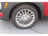 Hyundai Kona 2019 Wheels and Tires