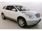 2009 White Diamond Tricoat Buick Enclave CXL AWD #133715490