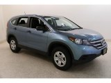 2014 Mountain Air Metallic Honda CR-V LX AWD #133737200