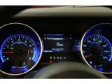 2019 Ford Mustang EcoBoost Premium Convertible Gauges