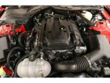 2019 Ford Mustang EcoBoost Premium Convertible 2.3 Liter Turbocharged DOHC 16-Valve EcoBoost 4 Cylinder Engine