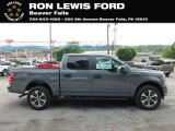 2019 Abyss Gray Ford F150 STX SuperCrew 4x4 #133737058