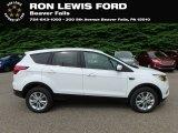 2019 Oxford White Ford Escape SE 4WD #133737052