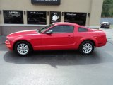 2007 Torch Red Ford Mustang V6 Premium Coupe #133737223