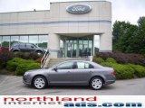 2010 Sterling Grey Metallic Ford Fusion SE V6 #13356574
