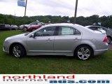 2010 Brilliant Silver Metallic Ford Fusion Sport #13356572