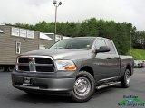 2011 Mineral Gray Metallic Dodge Ram 1500 ST Quad Cab #133766071
