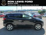 2019 Agate Black Ford Escape Titanium 4WD #133784390