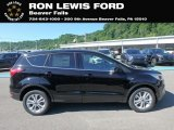 2019 Agate Black Ford Escape SE 4WD #133784389