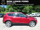 2019 Ruby Red Ford Escape Titanium 4WD #133784388