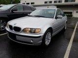 2005 Titanium Silver Metallic BMW 3 Series 325xi Sedan #133809067